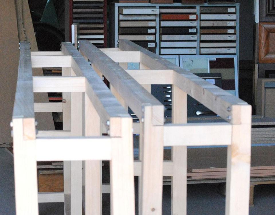 κατασκευή ξύλινων εφαρμογών